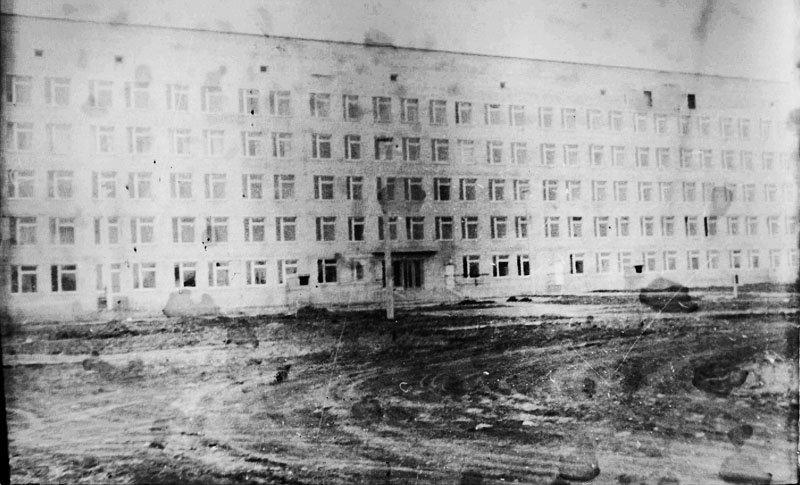 Будівництво лікарняного комплексу