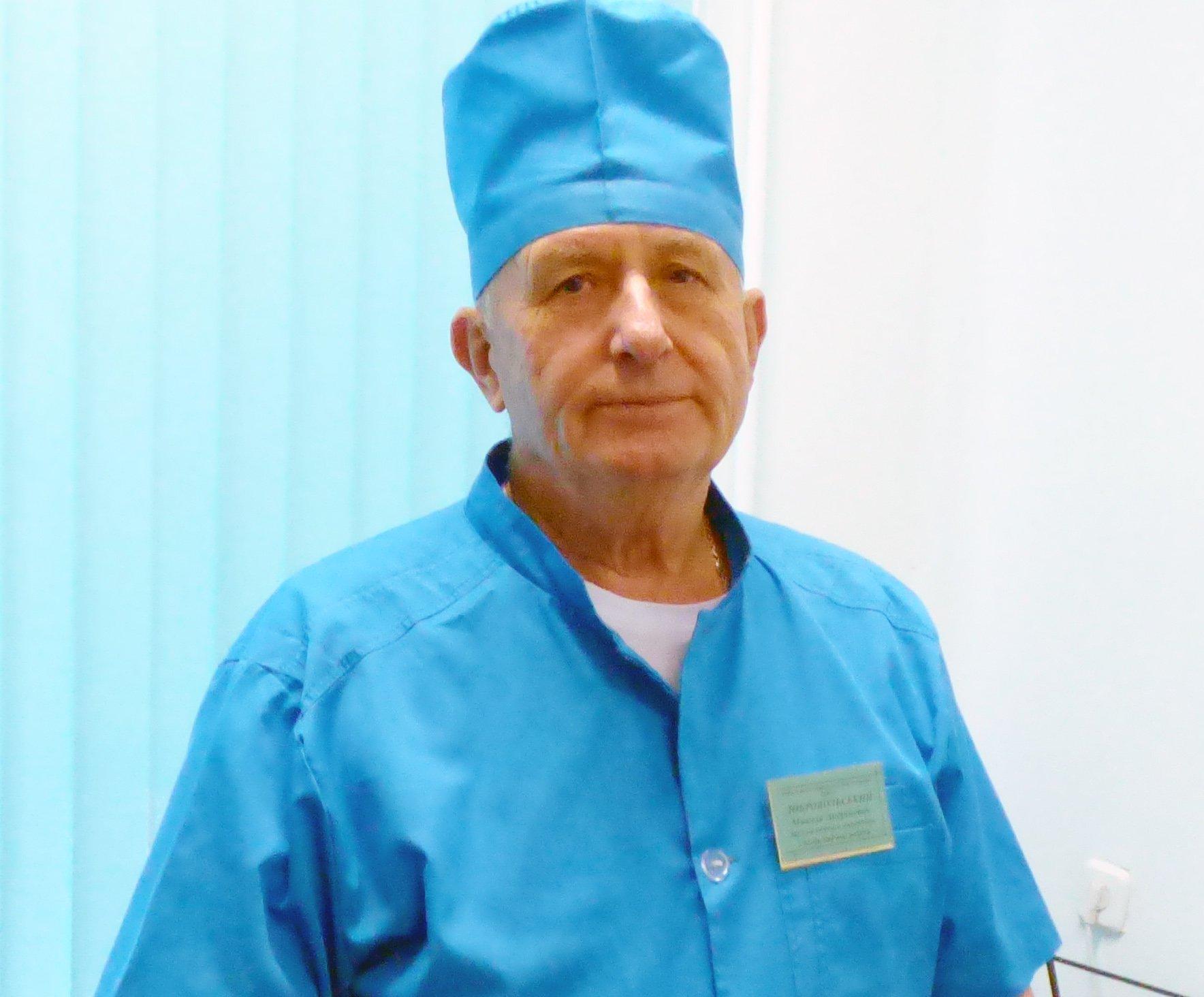 Микола Добровольський