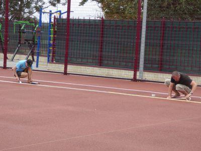 Тенісний корт